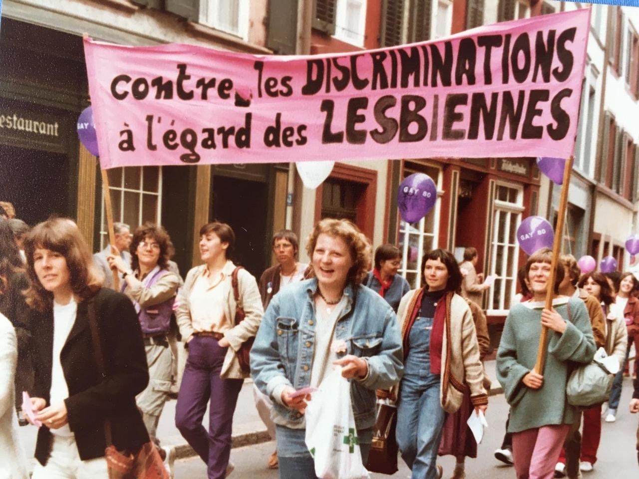 Damals: Lesbisches Leben in Bern - Frauenraum